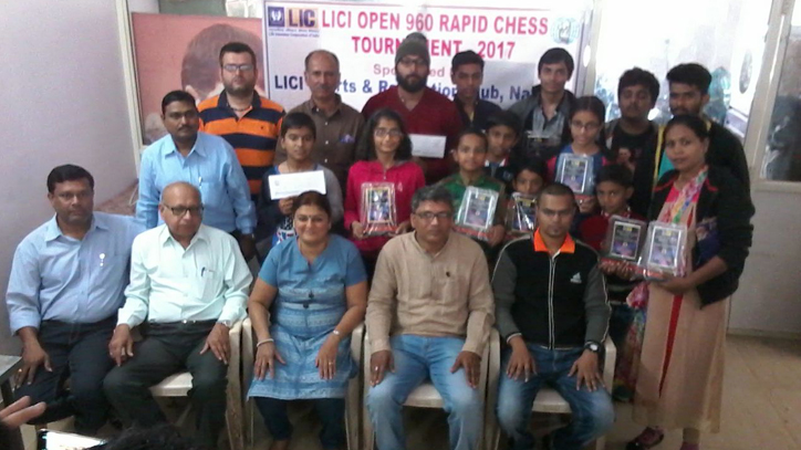 LICI Chess960 Rapid Chess Tournament 2017